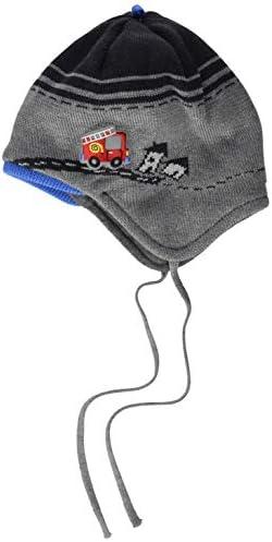 maximo Boys M/ütze Mit Band Beanie Hat