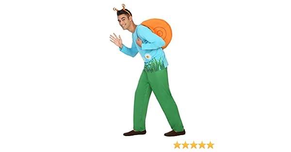 Atosa- Disfraz Hombre Caracol, M-L (18235): Amazon.es: Juguetes y ...