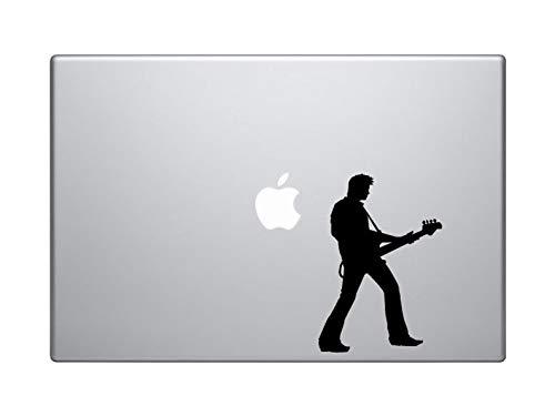 BYRON HOYLE Rock Band Bassist MacBook and Car Decal
