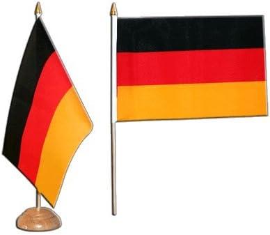 Tischflagge Nienburg Tischfahne Fahne Flagge 10 x 15 cm