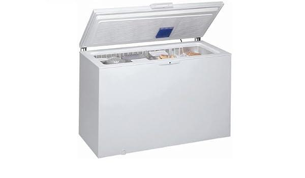 Whirlpool WH3610AE - Congelador (Baúl, 365 L, A+, Blanco): Amazon ...