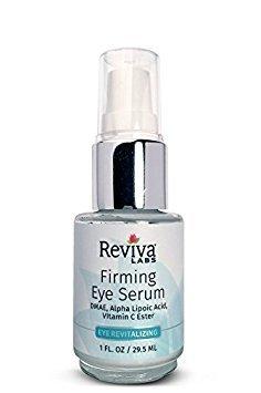 Reviva Labs Firming Eye Serum with Alpha Lipoic Acid Vitamin C Ester and DMAE No 368 - 1 fl (Firming Eye Serum)