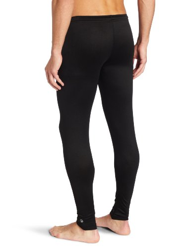 Duofold Men's Mid Weight Varitherm Thermal Pant, Black, XX-Large