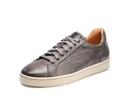 Magnanni Elonso Lo Grey Men's Fashion Sneakers Size 15 US ()
