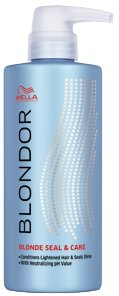 Wella Blondor Blonde Seal and Care Women Conditioner, 16.9 Ounce