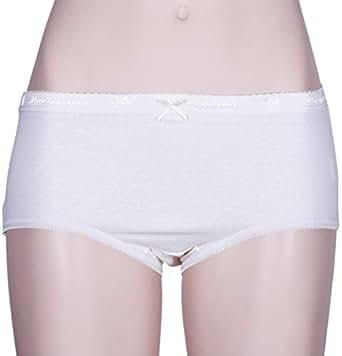 Mariposa White Pantie For Women