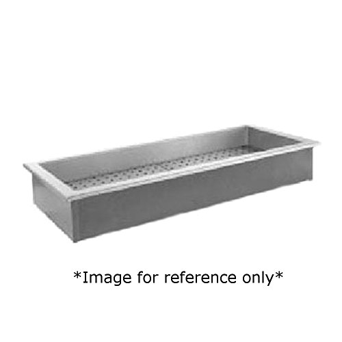 Drop In Iced Cold Pan - Randell 9757IC Drop-In Iced Cold Pan 56-1/4