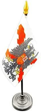 Gemelolandia | Tercios de Flandes Accesorios: Gemelos de camisa Tercios, Llavero, Parche, Broches, Pins | Muy Adherentes | Patch Stickers | Regalos Para Bodas, Comuniones, Bautizos y Otros Eventos