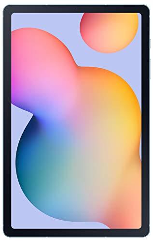 Samsung Galaxy Tab S6 Lite (10.4 inch, RAM 4 GB, ROM 64 GB, Wi-Fi-only), Angora Blue