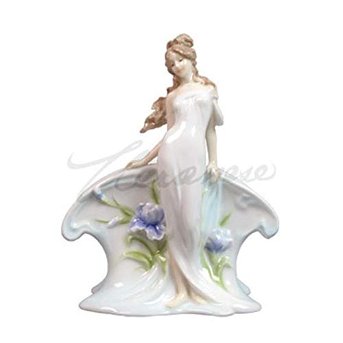OKSLO S ap20124aa woman napkin holder, blue iris