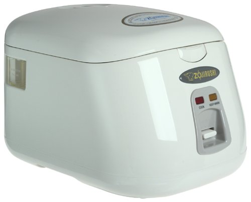 Zojirushi Electric 5-Cup (Uncooked) Rice Cooker and Warmer