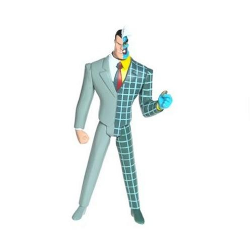 (Mattel 1 X Batman Two-Face Action Figure - one Color, one Size)
