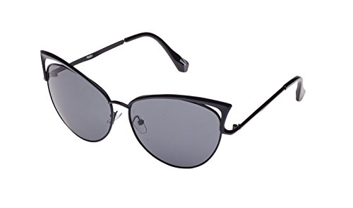 Retro Metal Eye Style Frames Hollywood Lounge Cat Glamorous Black ...