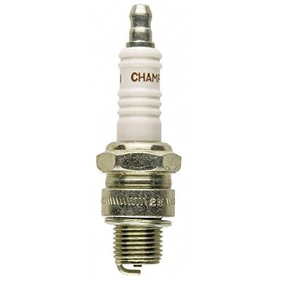 Champion QL77JC4 (828M) Pack of 8 Spark Plugs: Automotive