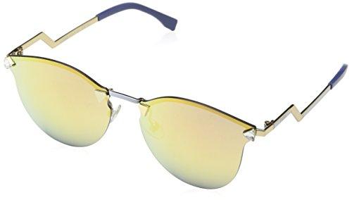 83fe3e39b9dce Fendi Women s Iridia Crystal Corner Sunglasses - Buy Online in Oman ...