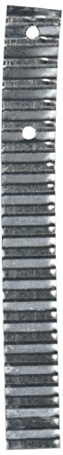 AMERIMAX HOME PRODUCTS 85131 Galvanized Wall Ties, 500-Pack