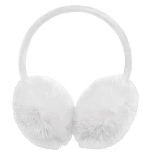 Kids Girls Winter Warm Faux Fur Plush Ear Warmers Earmuffs