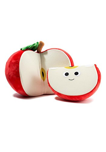 Yummy World Ally and Sally Apple Medium - Apple Plush
