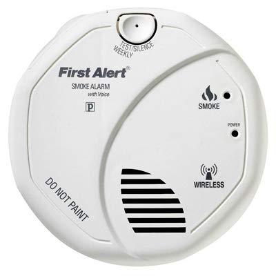 First Alert Brk 1039935 10YR Smoke/CO Alarm - Quantity 3