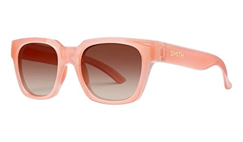 Smiths Blush - Smith Optics Mens Comstock Lifestyle Polarized Sunglasses/Eyewear - Blush/Sienna Gradient