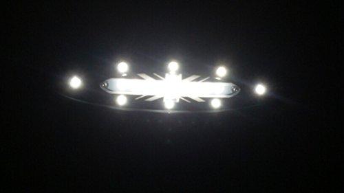 Canbus Libre De Errores Coche Overhead luz de lectura NEWSUN LED techo interior c/úpula luz l/ámpara
