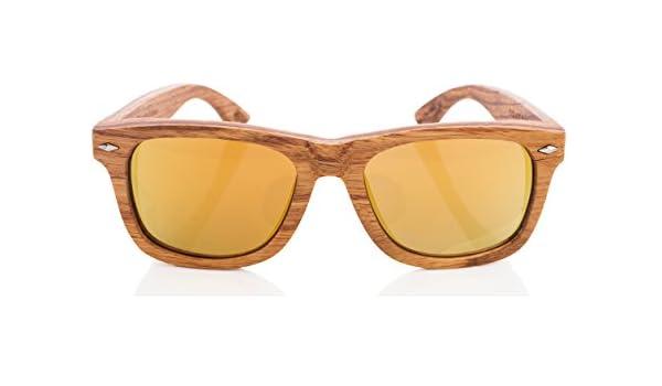 WOODYS Doust 0, 106 - gafas de sol, unisex, marrón, talla 53 ...