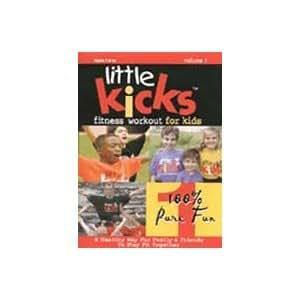 Little Kicks Fitness Workout for Kids, Vol. 1: 100% Pure Fun [Import]