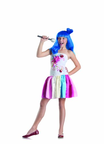 Sweet As Candy California Girl Child Costume (Small) (Katy Perry Candy)