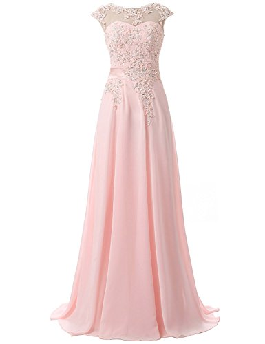 Dress Fomral Clearbridal Gowns for pink Prom Women 181 Long Party qavwgxt71a