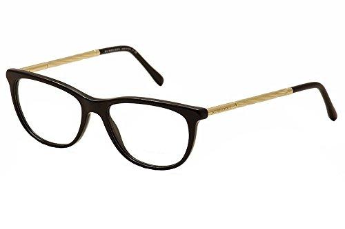 Burberry Women's BE2189 Eyeglasses Black - Eyeglasses Burberry Women For
