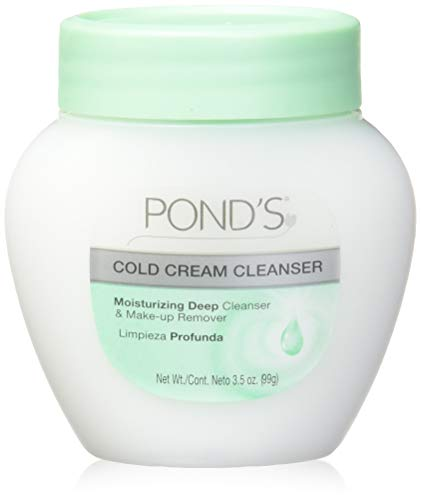Pond's Cold Cream Cleanser 3.5 oz (Pack of 3) (Best Face Cream For Cold Weather)