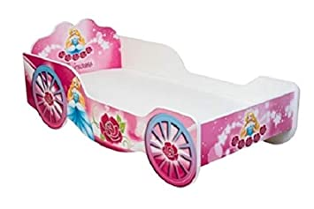 Letto Carrozza Disney : Meravigliose camerette da principessa disney per bambine