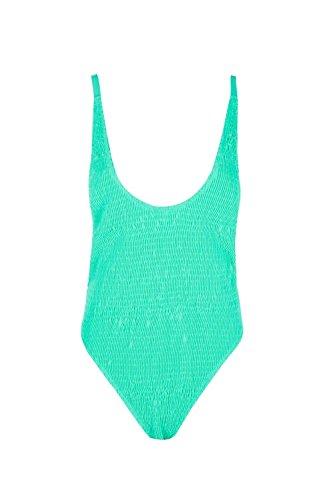 Boohoo-Womens-Mexico-Textured-High-Leg-Swimsuit