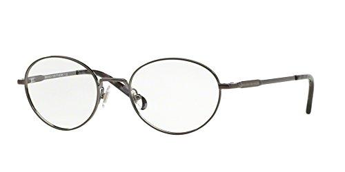 Brooks Brothers BB1032 Eyeglass Frames 1630-48 - Brushed - Eyeglass Frames Brothers Brooks