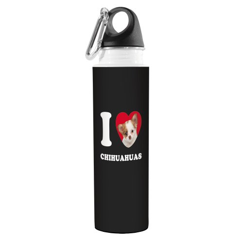 tree-free-greetings-vb49032-i-heart-chihuahuas-artful-traveler-stainless-water-bottle-18-ounce-tan-a