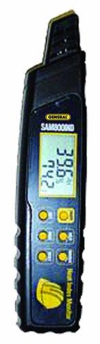 General Tools SAM800IND Pocket Heat Index Monitor, Industrial Model (Monitor Pocket Heat Index Digital)
