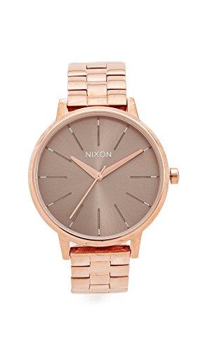 Nixon Women's A0992214-00 Kensington Analog Display Japanese Quartz Rose Gold (Nixon Kensington Rose Gold Watch)