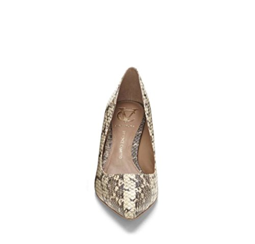 Toe Pumps Pointy Poria snake Brushed Women's Pepita Signature Vince Camuto 1OXFn