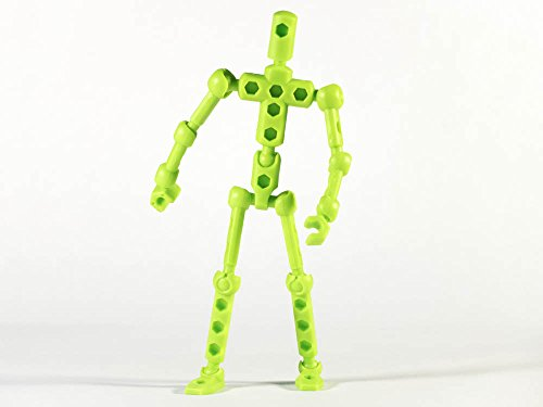 Modibot Mo Action Figure Kit   Green