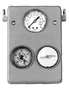 Johnson Controls, Inc. P-8000-5 Pressure Controller