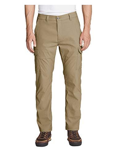 Eddie Bauer Men's Horizon Guide Cargo Pants, Saddle Regular 38/34