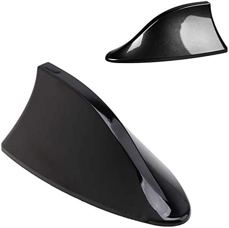 Car Roof Mount Radio AM//FM Shark Fin Style Auto Antenna Aerial Signal for Mazda