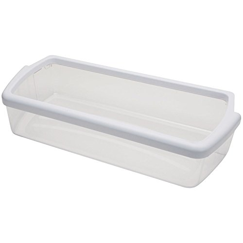 Refrigerator Door Shelf Bin for Whirlpool, Sears AP4700047, PS3489569, W10321304