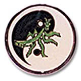 Tiger Claw Uniform Pin - Praying Mantis