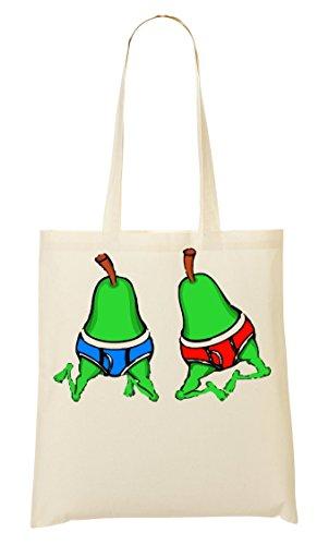 Sac À Tout Funny Fourre Sac Green Pear Provisions CP Tq7fvw
