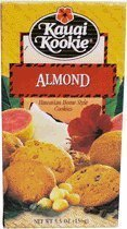 Hawaii Kauai Kookies Medium Gift Basket Almond Flavored Cookies by Kauai Kookies - DHG_INC