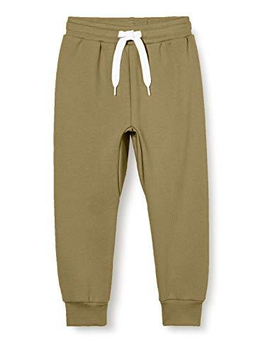 Freds World by Green Cotton Baby-Boys Sweat Pants Sweatpants, Moss, 62