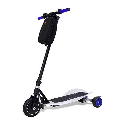 TechClic best Electric Scooter for kids 3 wheel