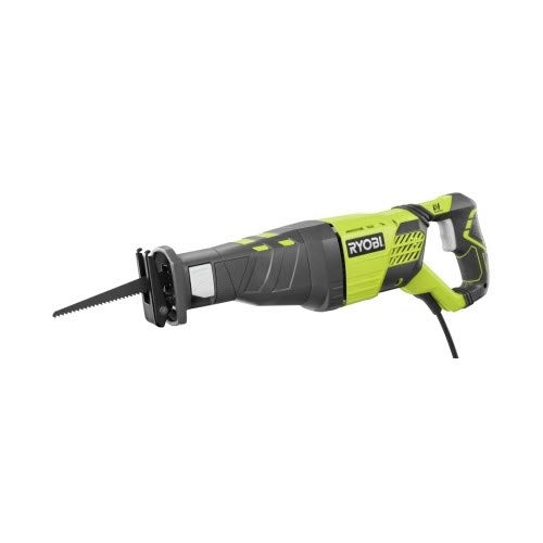 Ryobi ZRRJ186V 12-Amp Corded Reciprocating Saw Renewed