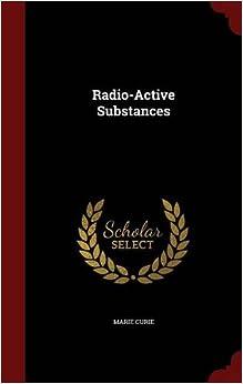 Book Radio-Active Substances